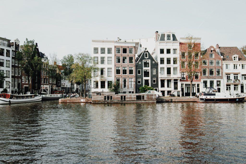 origineel teamuitje Amsterdam