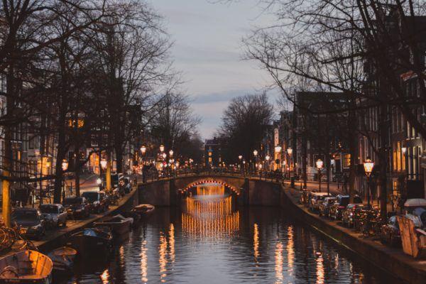 City game Amsterdam